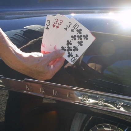 4 aces in poker means of egress california