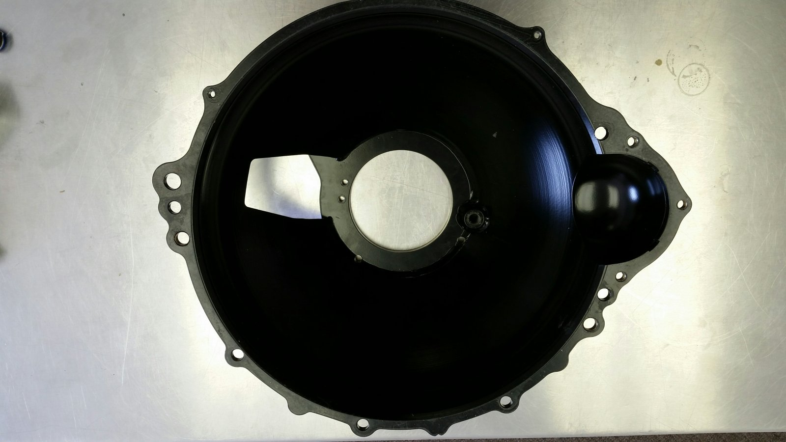 Quicktime Bellhousing Ford FE 332 390 428ci to Ford T5