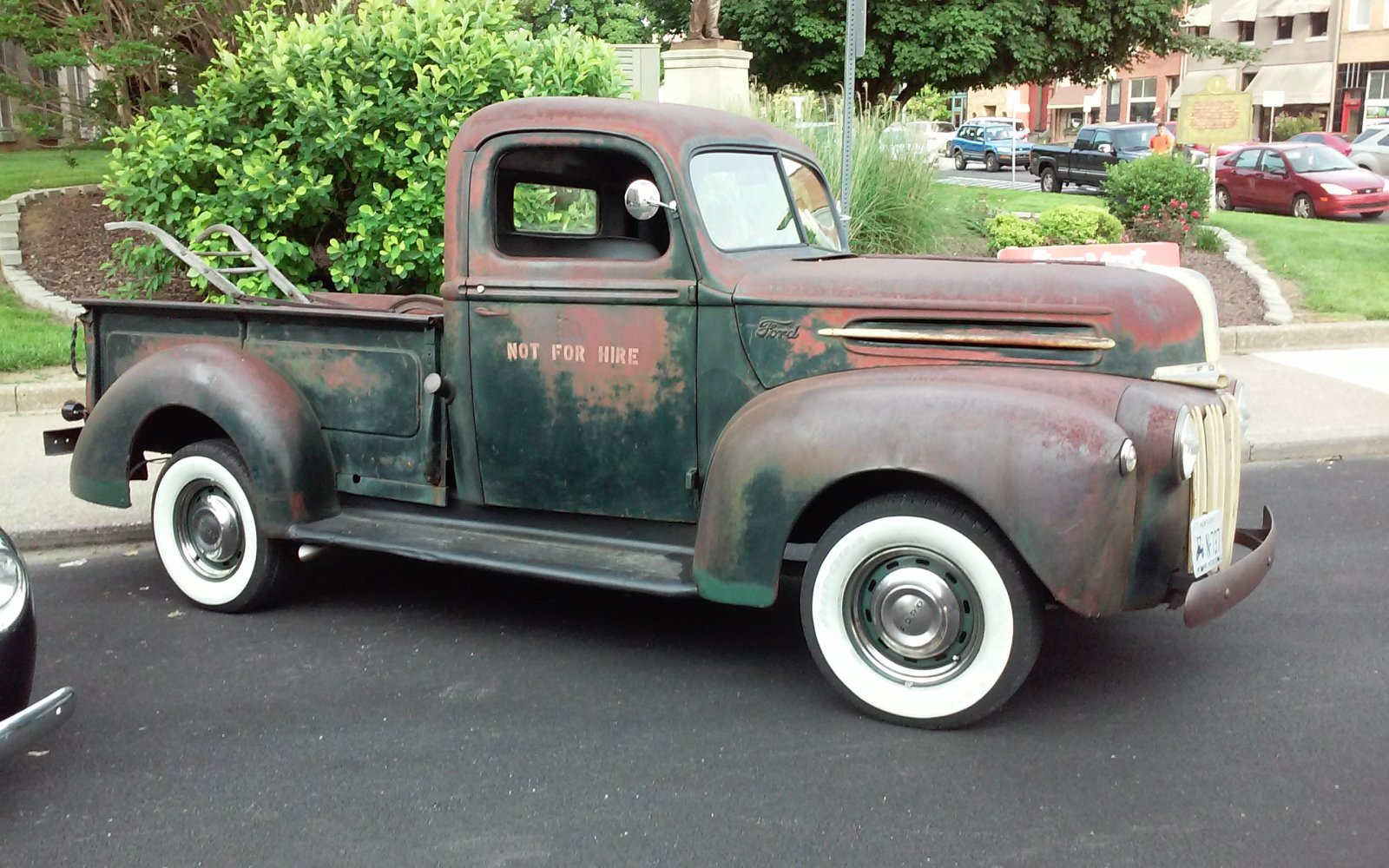 1946 ford pickup sold