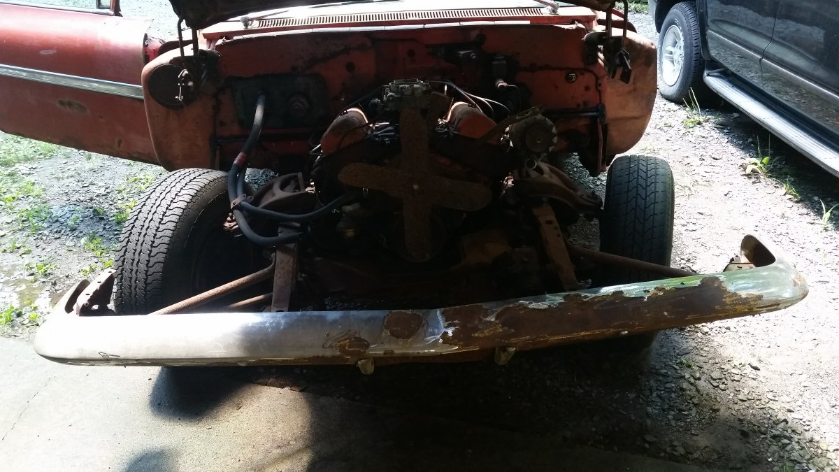 1959 Chevy El Camino Project For Sale