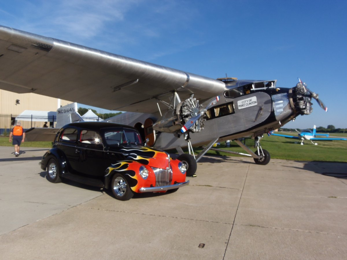 Art inspiration cool photos for photographers page for Ford tri motor crash