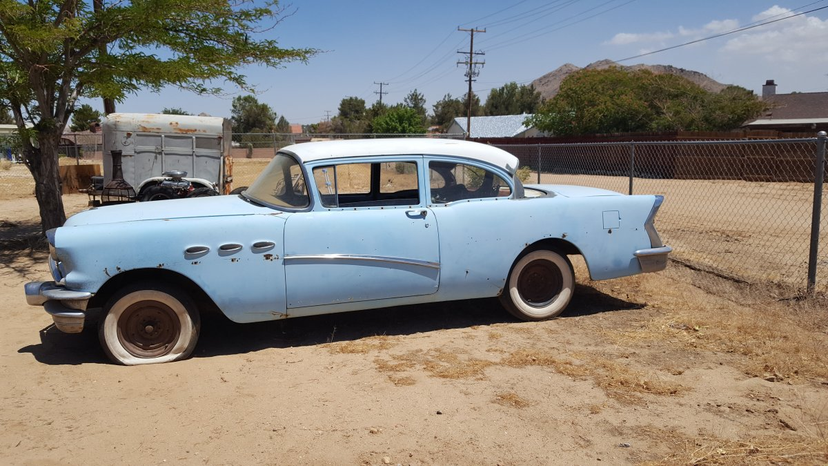1956 buick special the h a m b for 1956 buick special 4 door