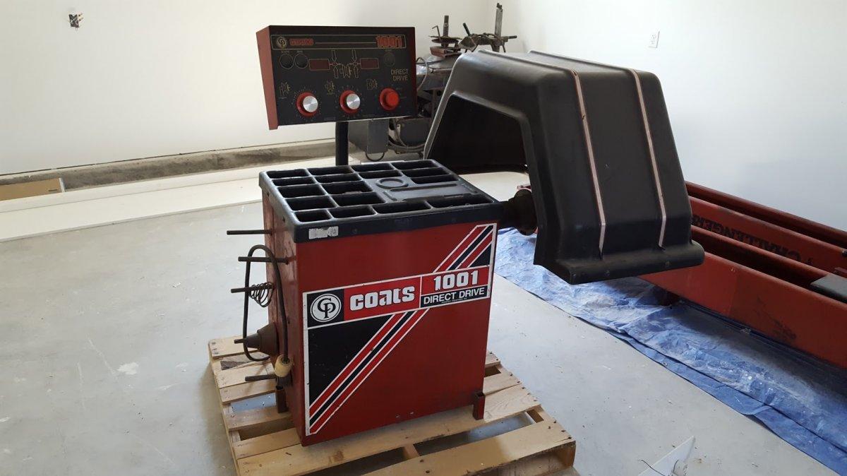 Coats 1001 Tire Balancer