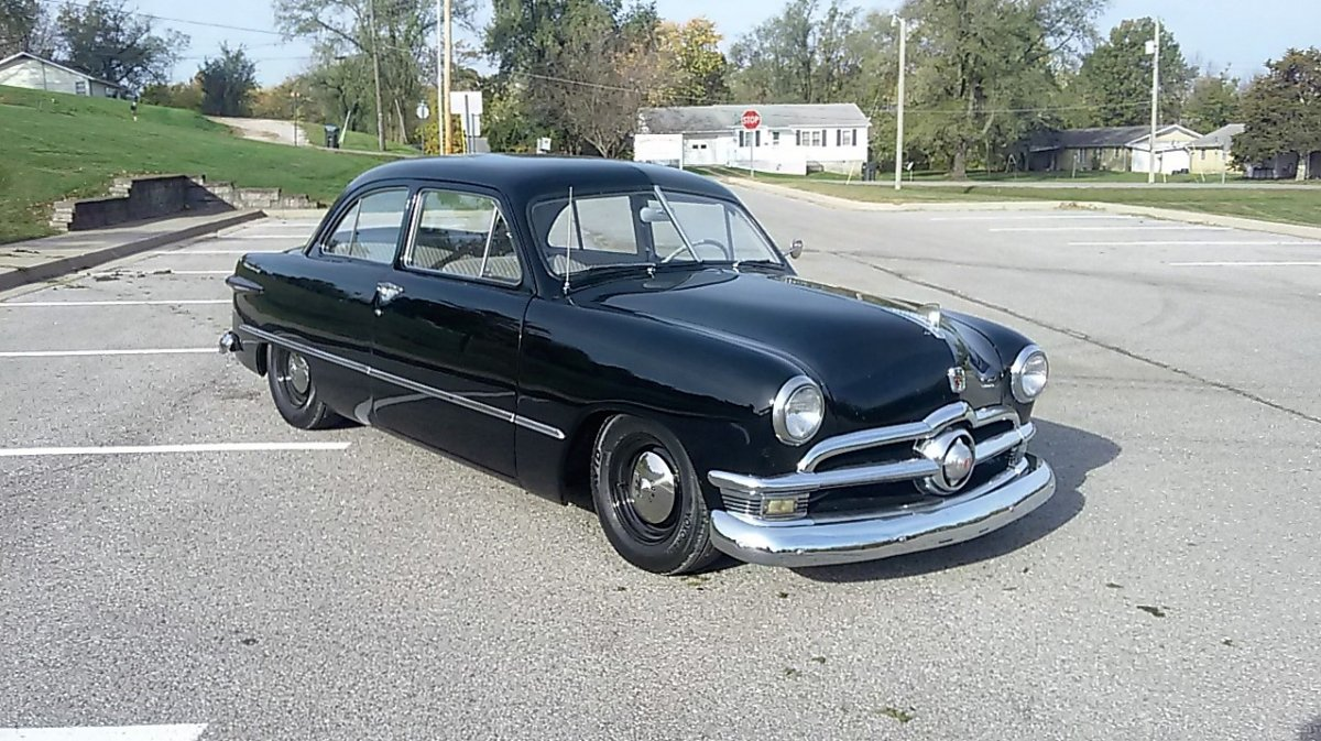 Featured Threads Archive Page 336 The Hamb 1949 Ford 2 Door Hardtop 1950 Tudor Price Lowered