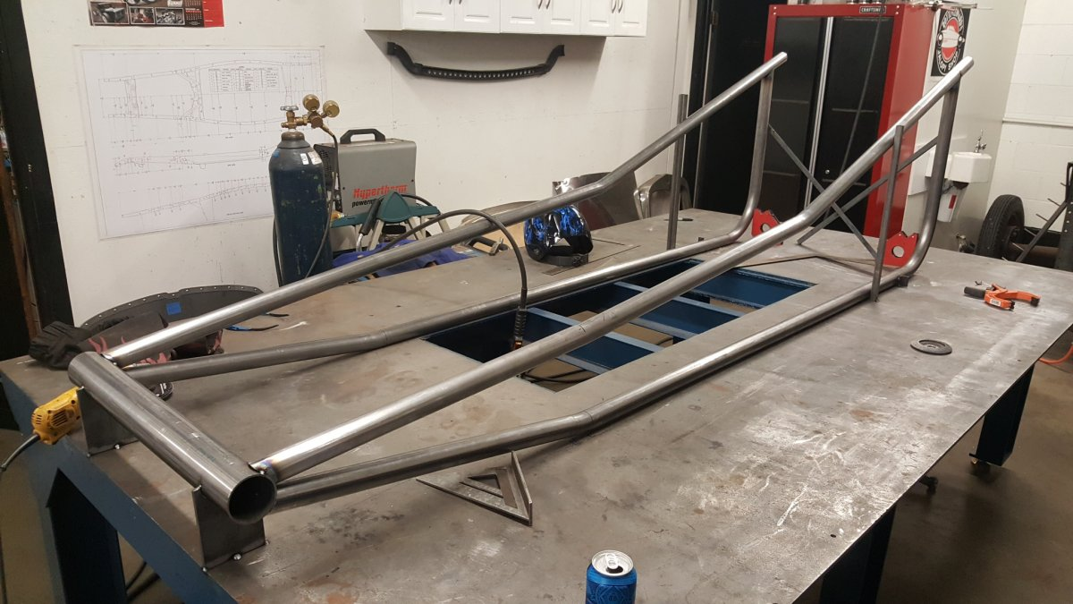 how to build a dragster