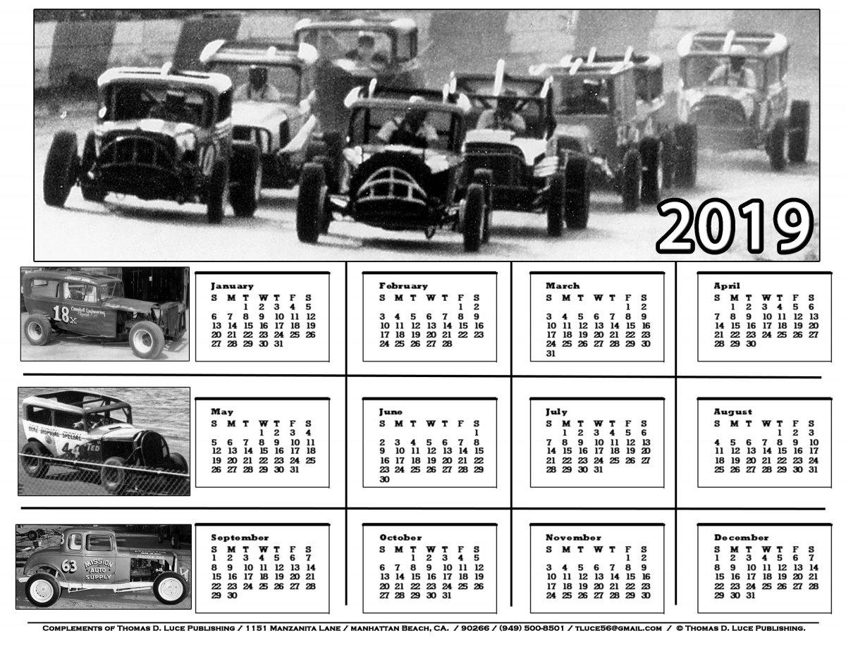 2019-California Jalopy Nostalgia Calendar-LUCE Publishing.jpg