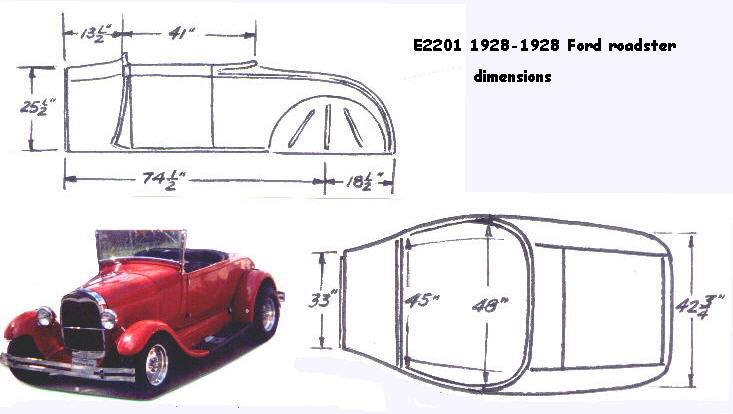 technical 28 29 model a roadster measurements needed reward 1930 Ford Model A Dimensions 28 29 roadster dimensions 2201d atank28drawing1