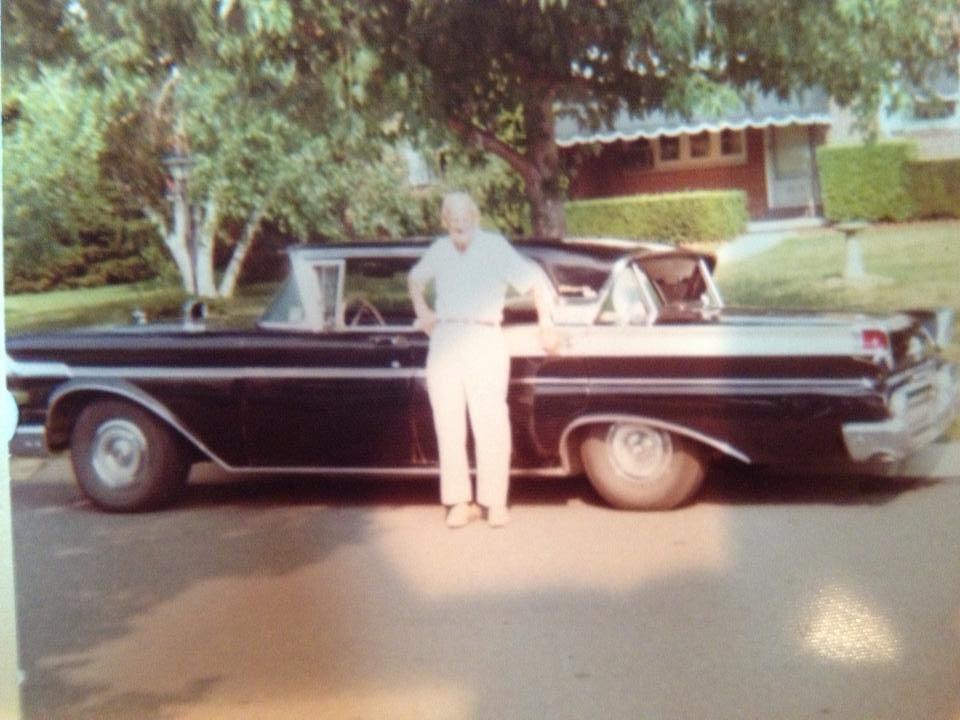 1957 mercury turnpike cruiser 4 door | The H.A.M.B.
