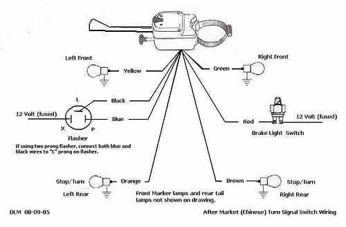 Turn Signal Kit Wiring Diagram Schematic Diagramrh1493dpdco: 1951 Ford Headlight Switch Wiring Diagram At Cicentre.net