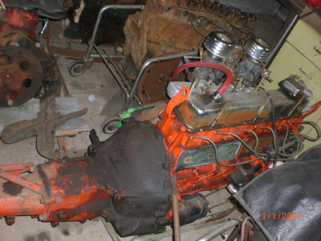 All Chevy chevy 250 engine : Chevy 250 Six Engines, Slightly Built | The H.A.M.B.