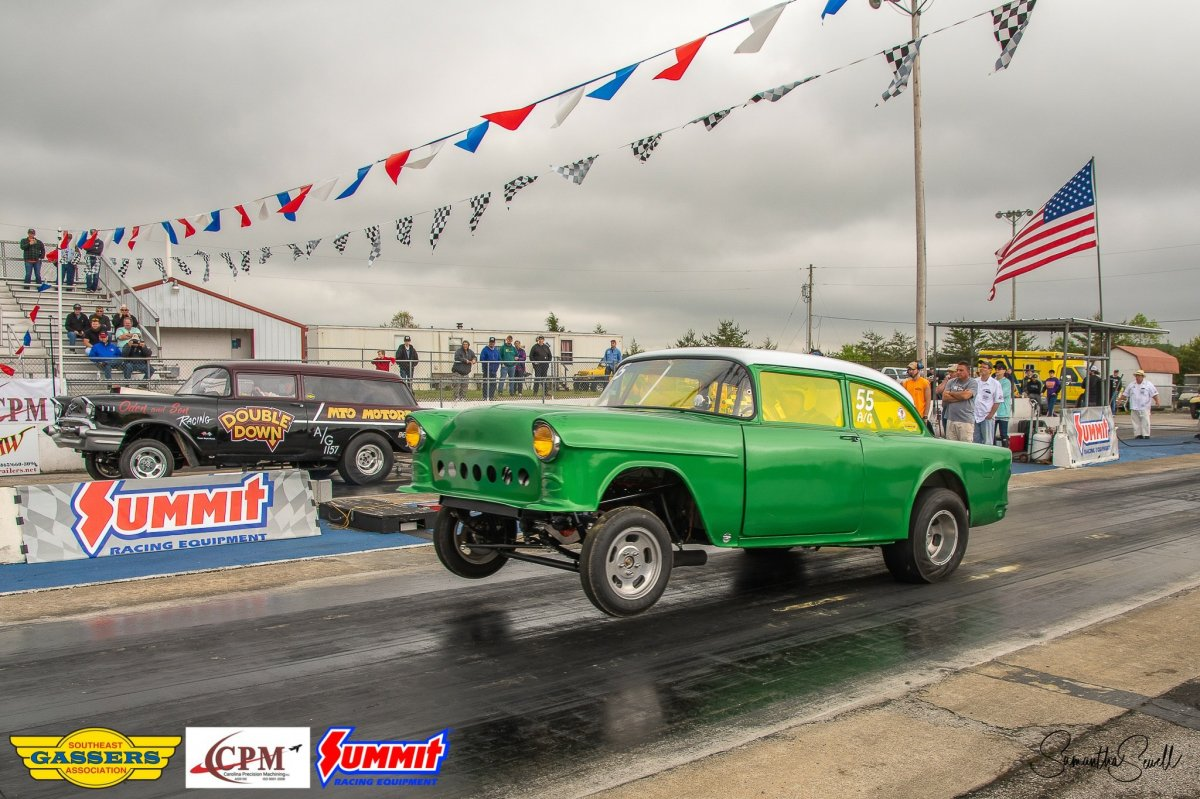 Projects - 1955 Chevy Southeast Gassers Build | Page 18