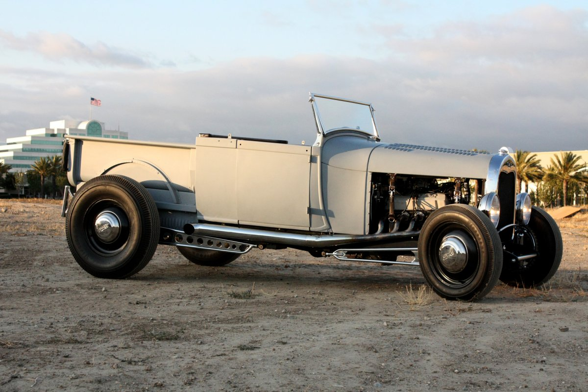 1929 Ford Roadster PU HOT ROD *PRICE REDUCED* | The H.A.M.B.
