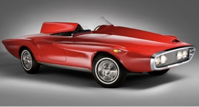 3 - 1960 Plymouth-XNR Concept (3-4 front).jpg
