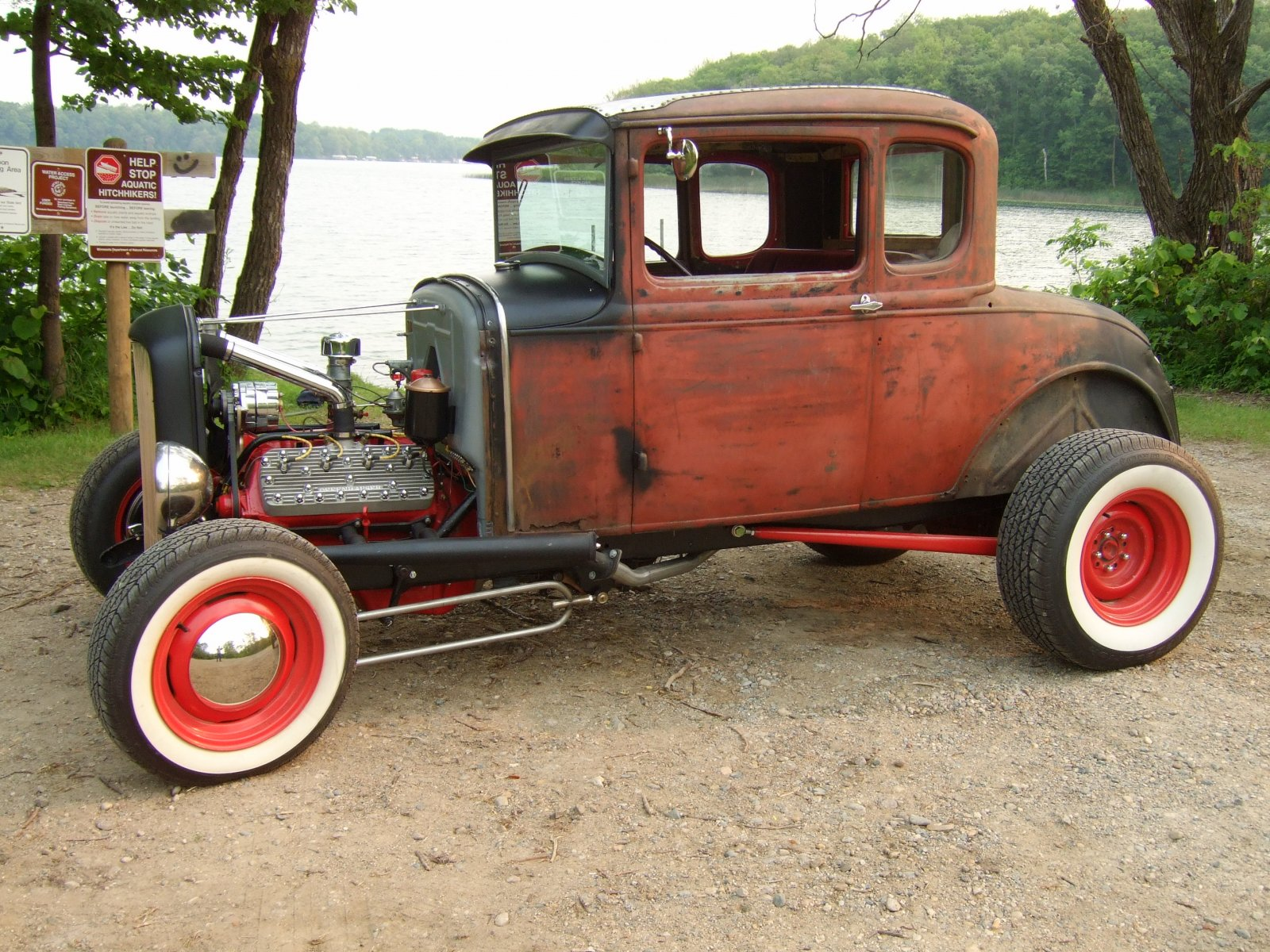 1930 FORD Coupe Sold | The H.A.M.B.