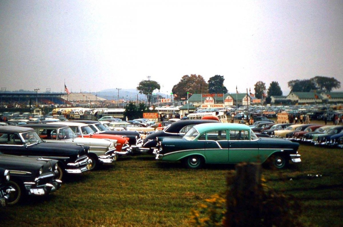 30 Danbury Fairgrounds parking… 1956.jpg