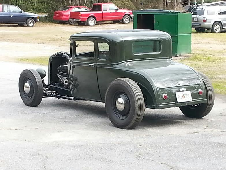 1930 Ford Coupe Traditional Style Sold The H A M B