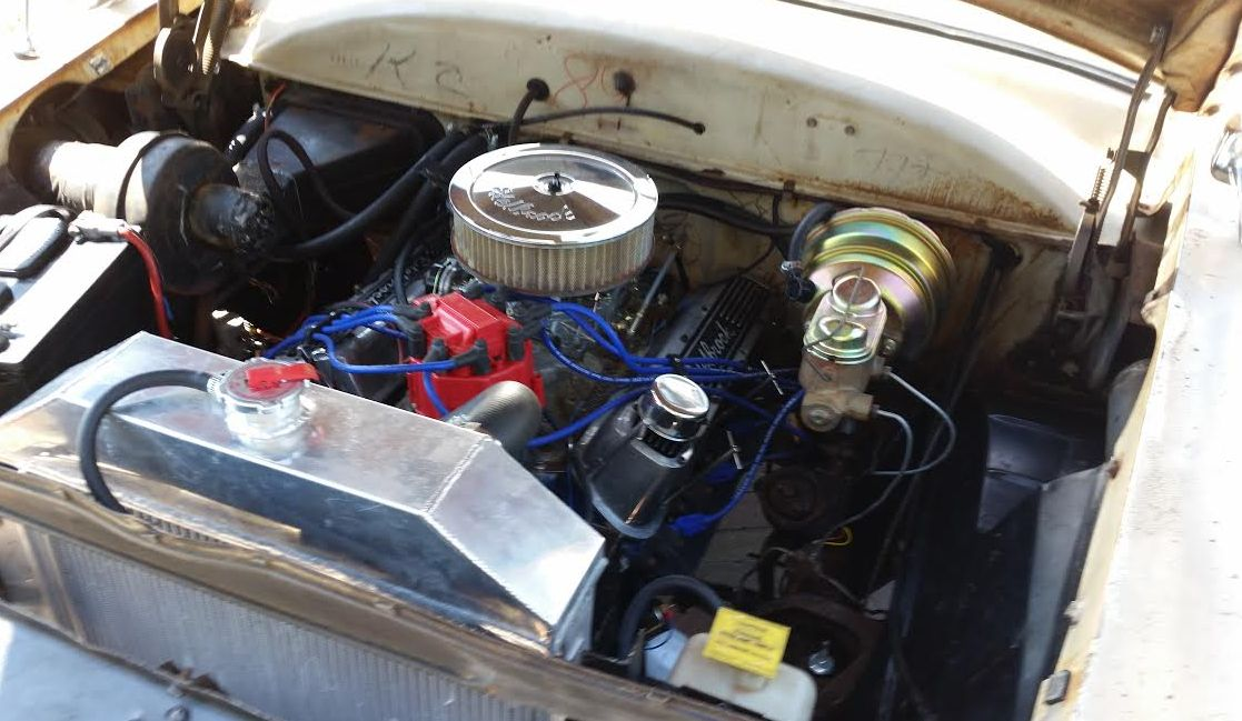 sweet 1953 ford country sedan wagon