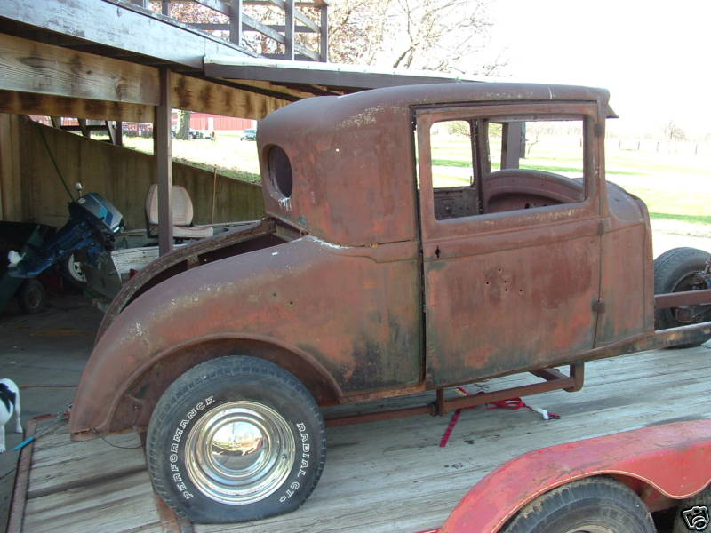 Projects 1931 plymouth the h a m b for 1931 plymouth 3 window coupe