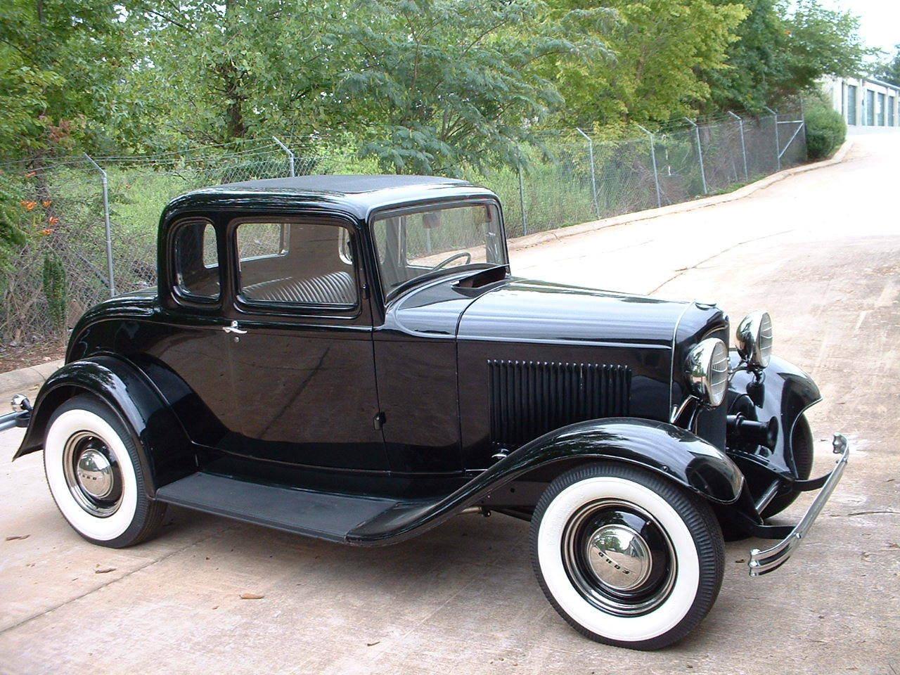 Hot rods 1932 ford 5 window in storage since 1954 for 32 ford 5 window coupe