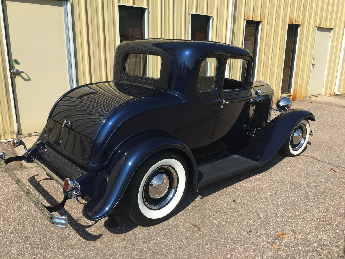 Hot Rods - Anyone recognize this 32 Ford 5W?? | The H.A.M.B.