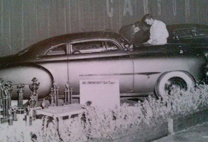 32 Dan Landon Chevy.JPG