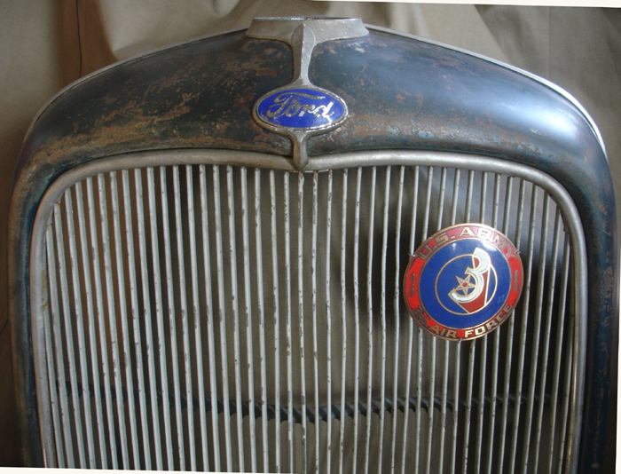 32 Grille Shell WWII 3rd Army Air Cor 700p .jpg