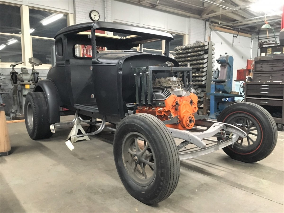 327 Sitting in Model A Coupe Frame.jpg