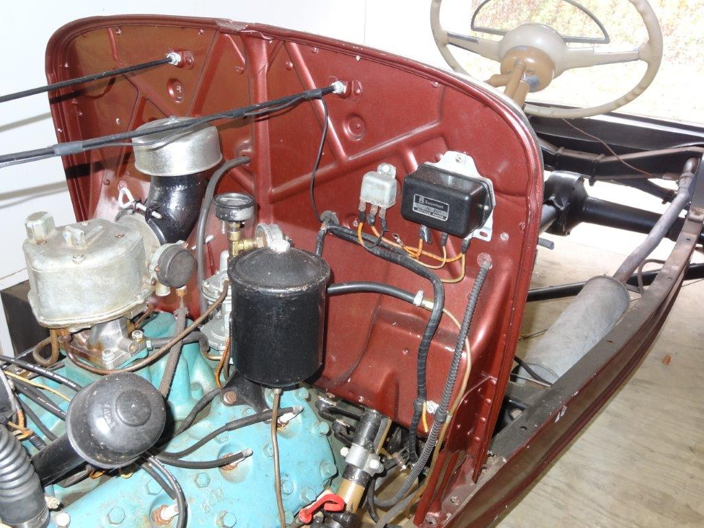 1932 Ford Complete Chassis