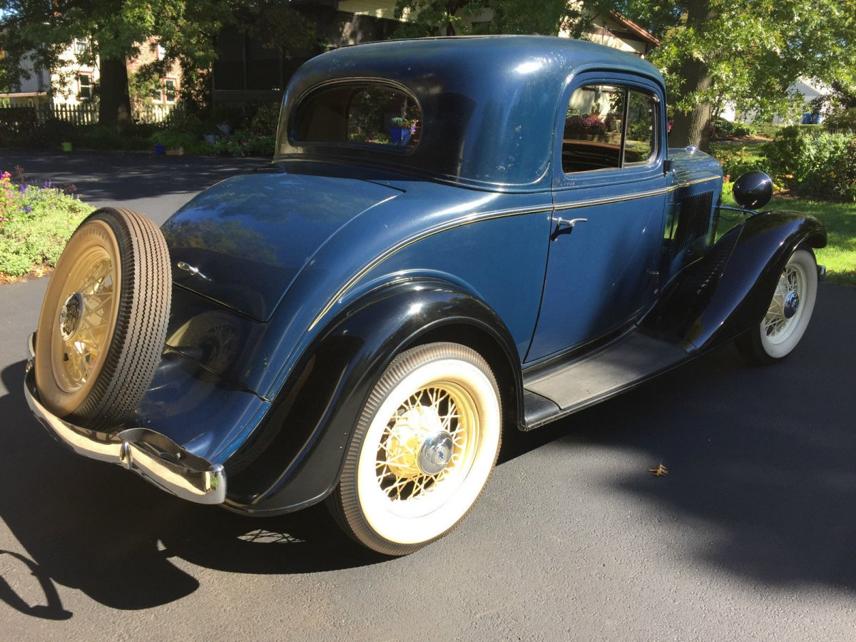 Folks Of Interest - 33-34 chevy coupe picture thread ...