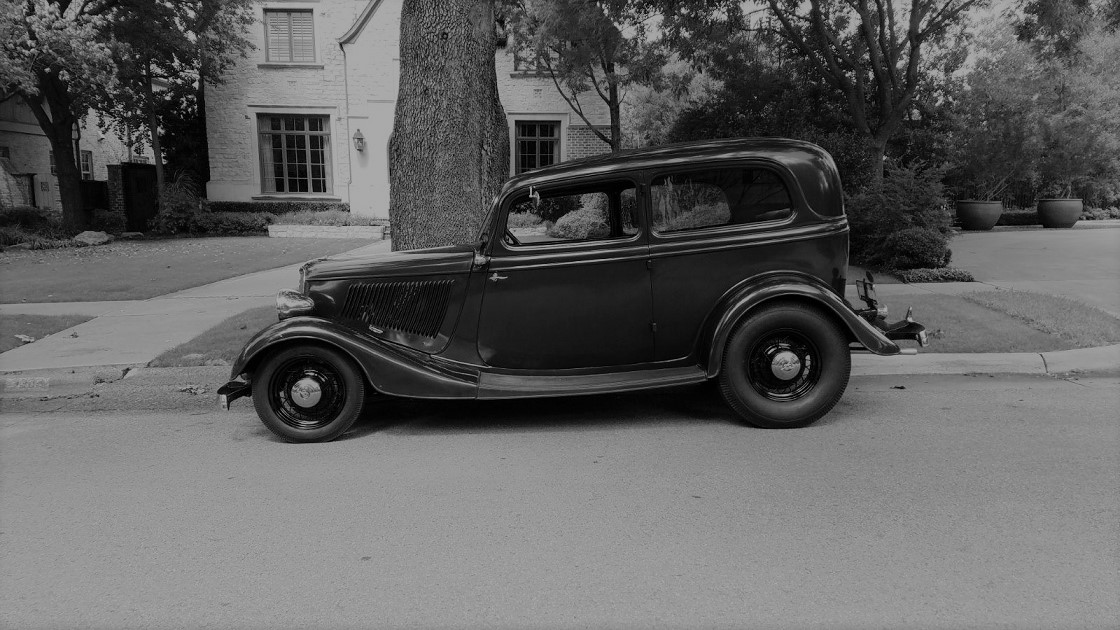 33 Ford Tudor big and littles bw.jpg