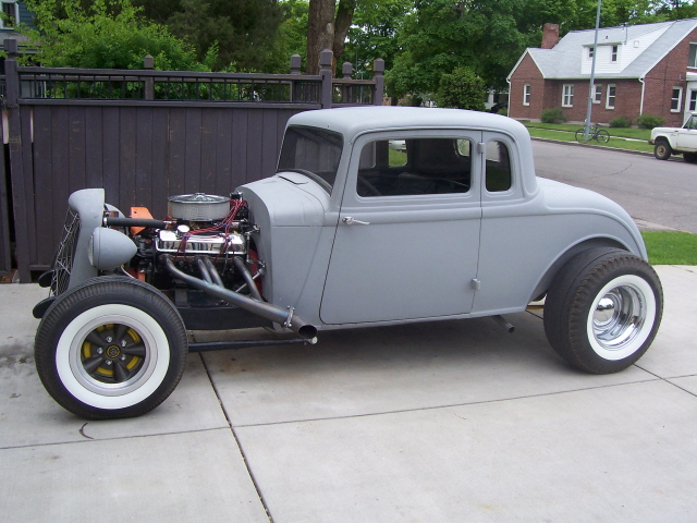 Projects - 33-34 Dodge coupes | The H A M B