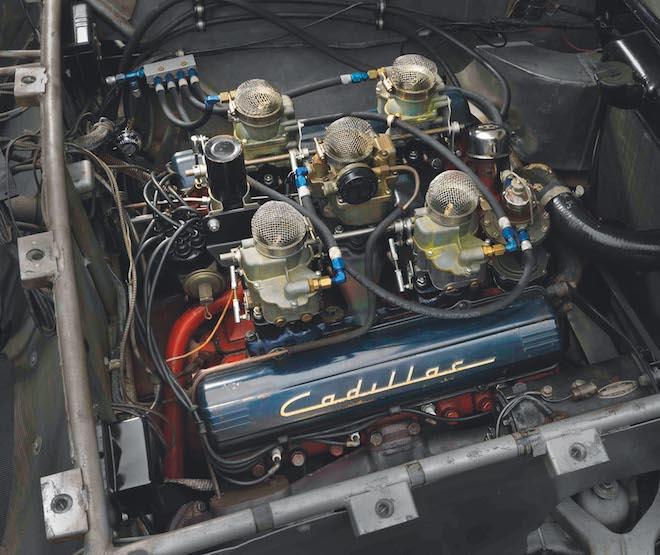 331 caddy motor 5 carbs lemans 1950.jpg