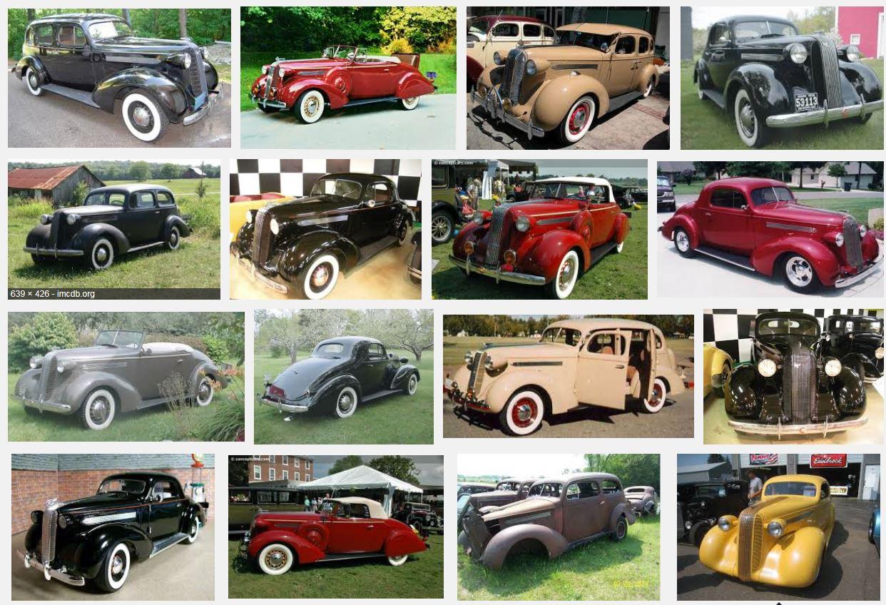 36 Pontiacs.JPG