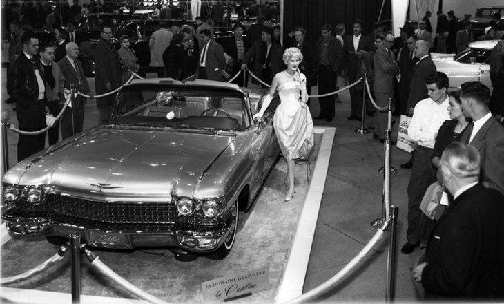 36a Cadillac Eldorado, 1960 Chicago Auto Show.jpg