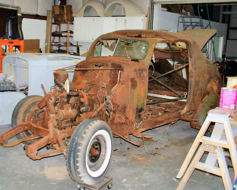 37 Studebaker in shop.jpg