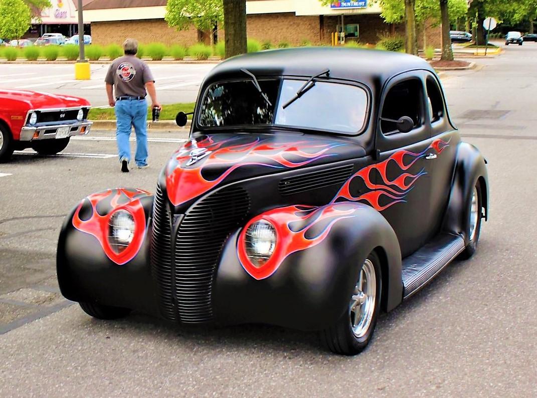38 Ford at Krispy Kreme (4).jpg