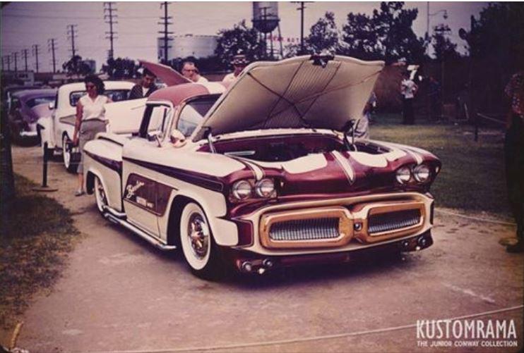 4 Kopper Kart at an outdoor car show in 1958..JPG