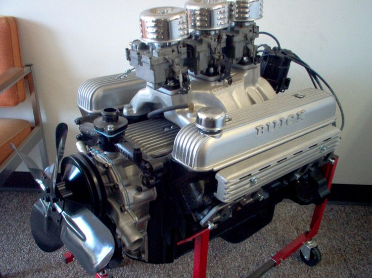 401 Buick Nailhead Performance Parts – Wonderful Image Gallery
