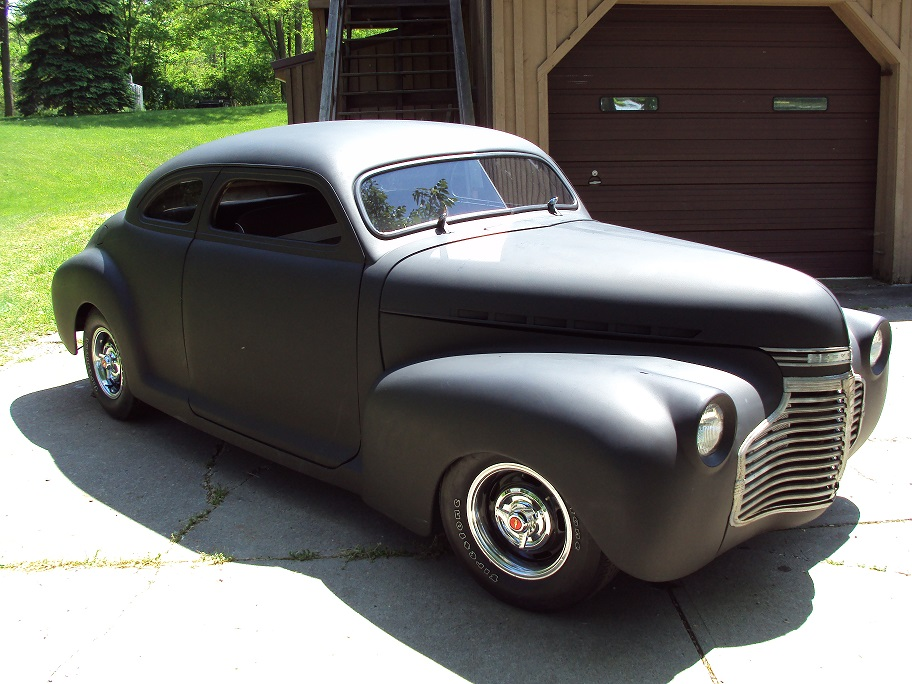 1941 chevy chopped coupe 41 chevrolet | The H.A.M.B.