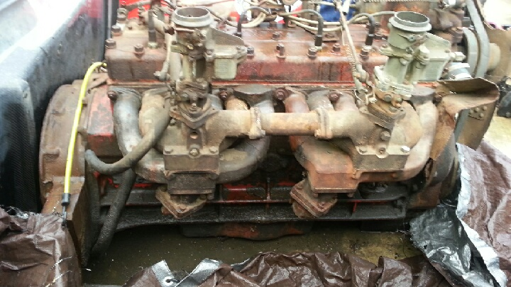 Factory chrysler flathead 6 dual carb and exhaust? | Page 2 | The