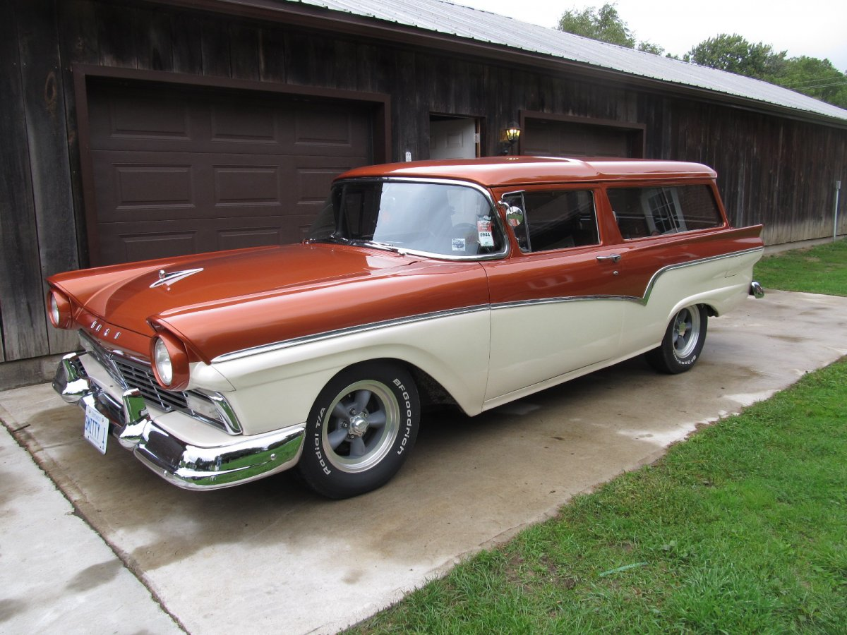 1957 ford ranch wagon for sale the h a m b for 1957 ford 2 door ranch wagon