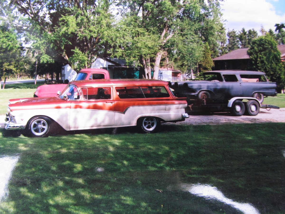 1957 Ford Ranch Wagon for sale | The H A M B