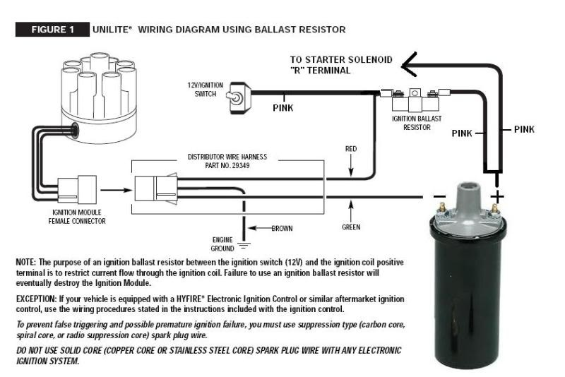 mallory ignition wiring diagram mallory ignition wiring diagram hei distributor