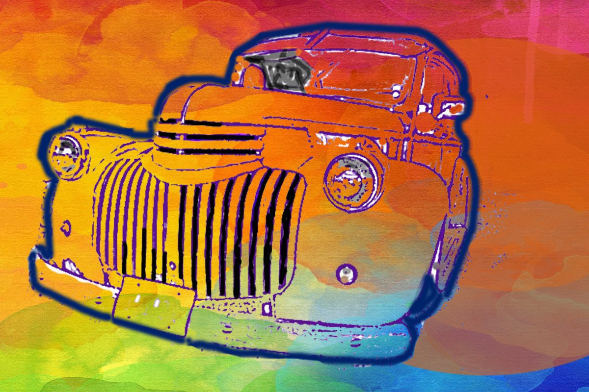 46 CHEV PU ABSTRACT POSTER.jpg