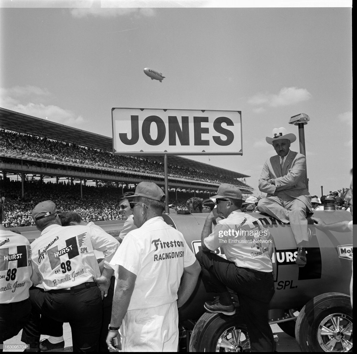 48 1965 Indianapolis 500. The Agajanian Hurst of.jpg