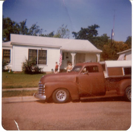 48 in front of Jeans folks house. 1981-M.jpg