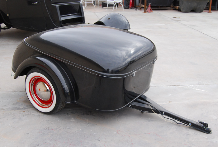 Hot Rods Small Tow Along Trailers Lets See Some The H