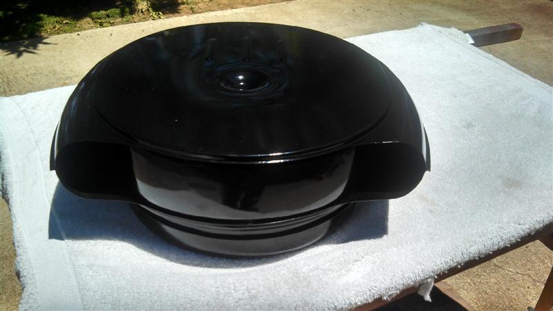 1951 1952 1953 1954 1955 1956 Cadillac Oil Bath Air Filter Original