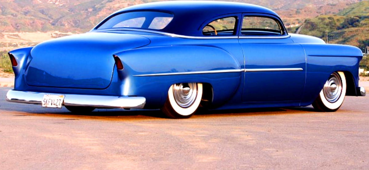 53 Chevy 2 tone blue rear.png