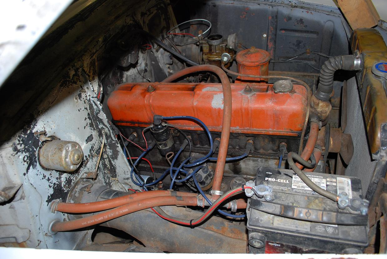 All Chevy chevy 216 engine : Chevy 216 & 235- *ENGINE ID HELP* | The H.A.M.B.